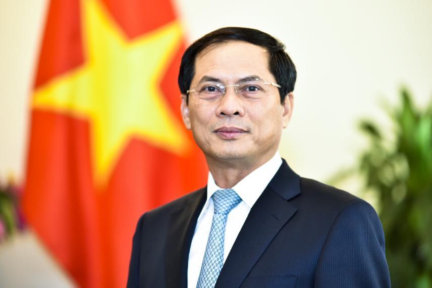 Đồng chí Bùi Thanh Sơn, Ủy viên Trung ương Đảng, Thứ trưởng thường trực Bộ Ngoại giao